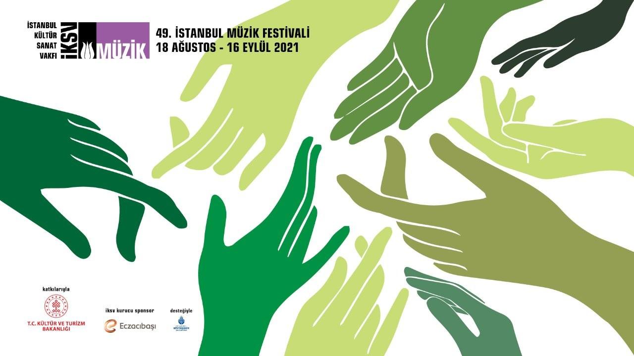 49. İstanbul Müzik Festivali, açık havada dinleyicilerle buluşacak