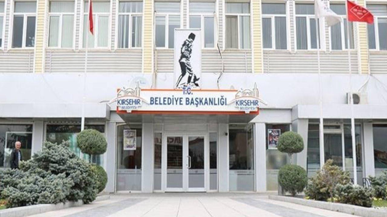 Kırşehir'de başkan ile AK Parti arasında yemek faturası tartışması