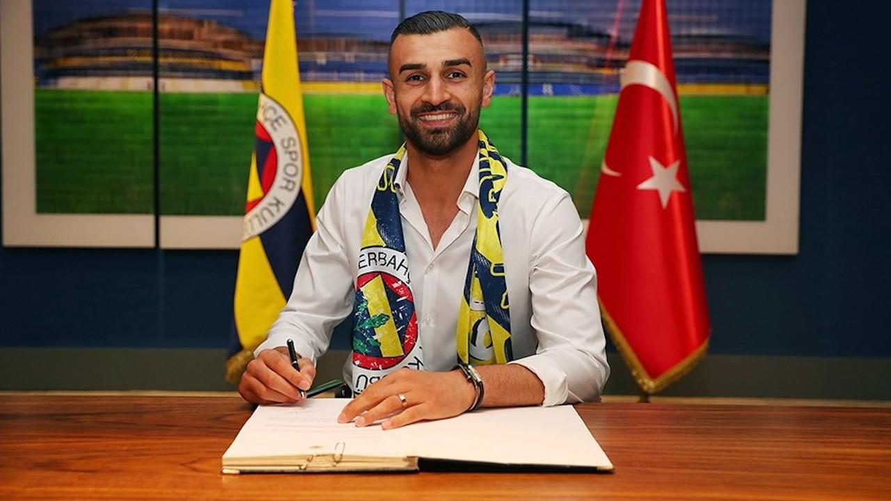 Serdar Dursun, Fenerbahçe'de