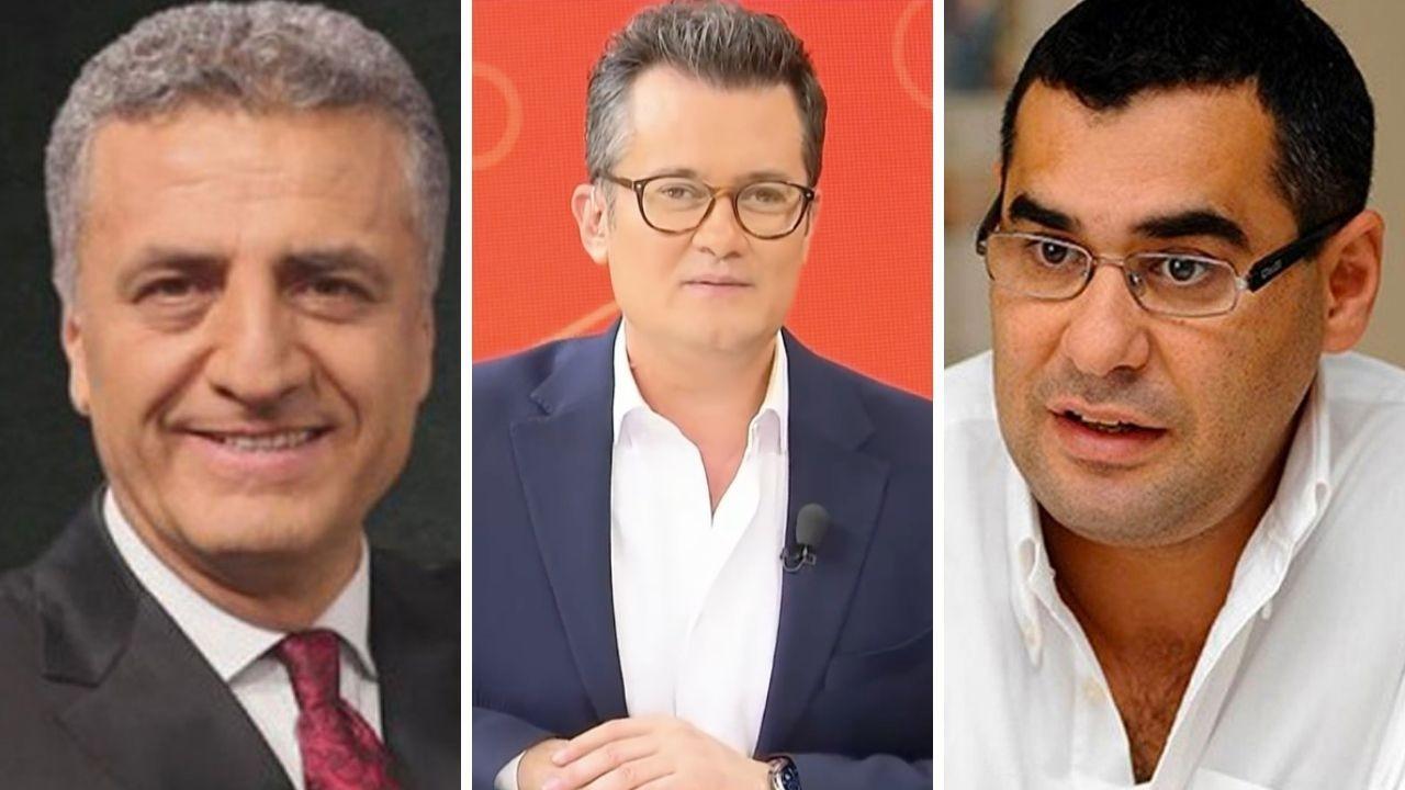 Üç gazetecinin mafya polemiği: Şerefsiz ilan ederim