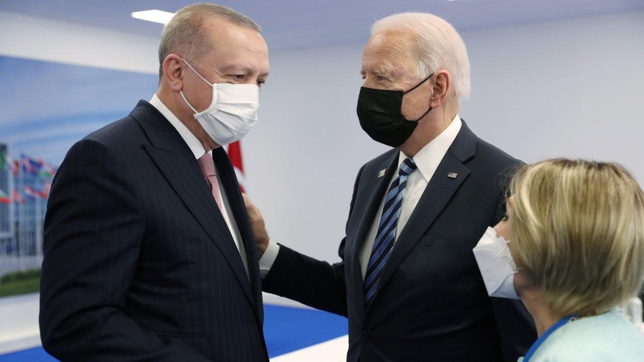 TRT Haber: Erdoğan Biden'la G-20 zirvesinde başbaşa görüşecek