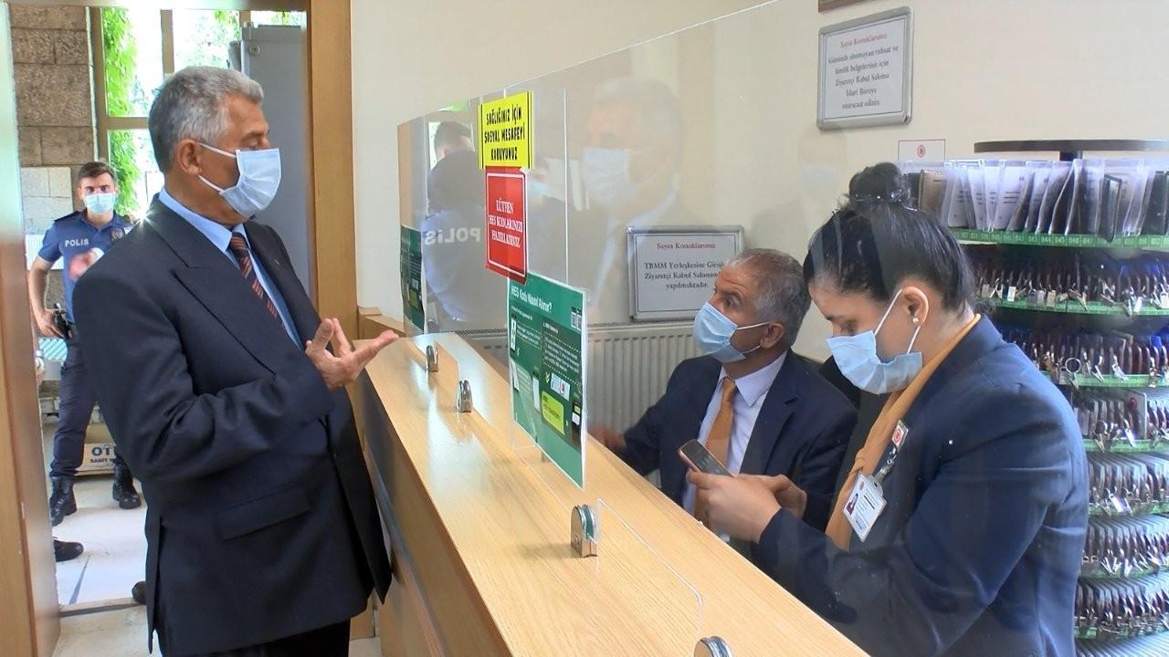 TBMM'ye girişte aşı kartı zorunluluğu getirildi