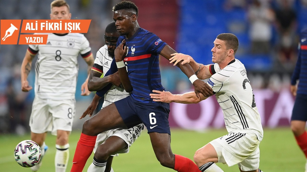 Erken final Fransa'nın