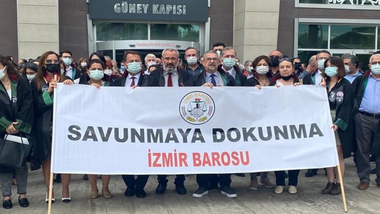 İzmir'de avukatın başına silah dayayan saldırgan tutuklandı