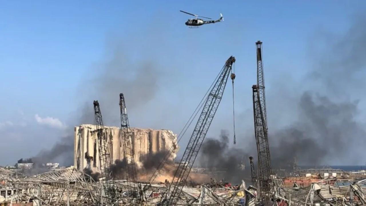 BM İnsan Hakları Konseyi'ne Beyrut patlaması için soruşturma çağrısı