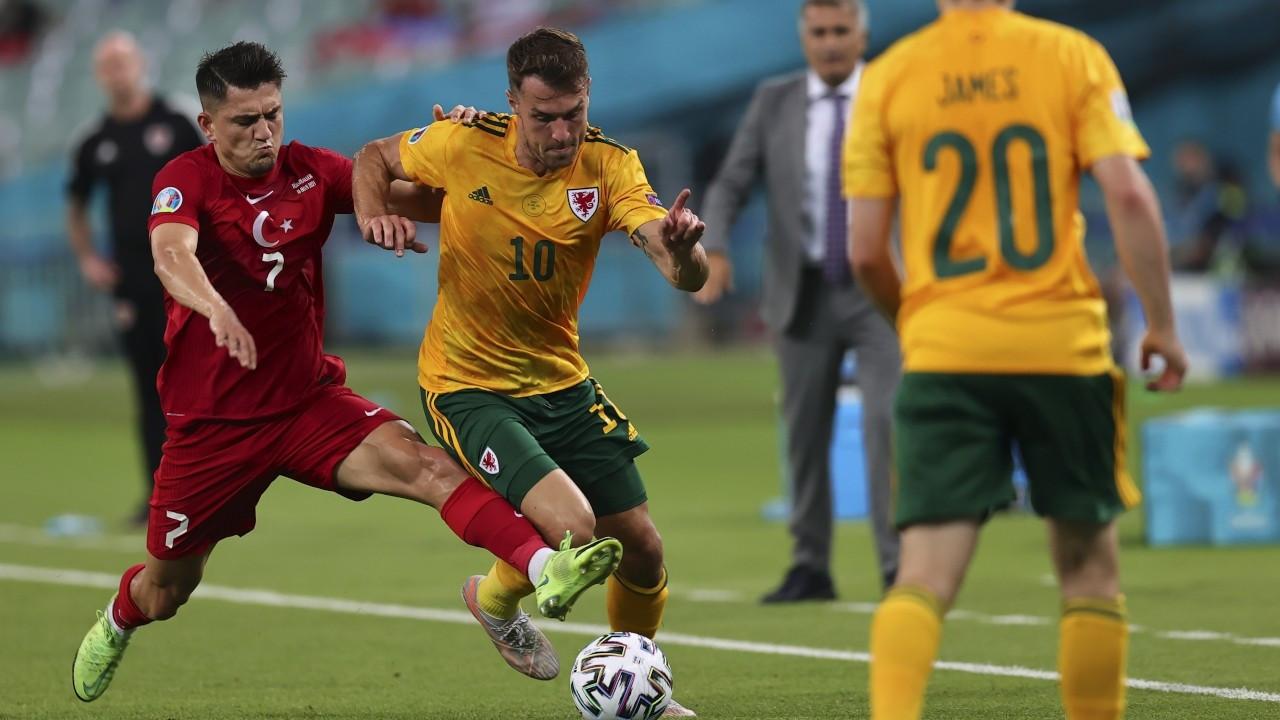 Galler, Türkiye'yi 2-0 mağlup etti