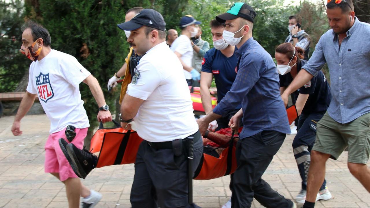 Maçka Parkı'nda doktorun boğazını kesen sanık tahliye edildi