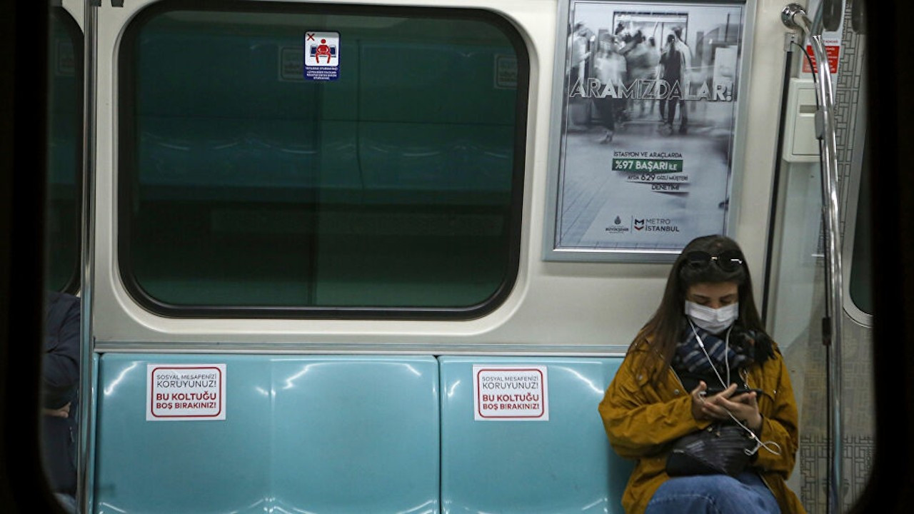 İmamoğlu duyurdu: İBB metrosuna internet geliyor