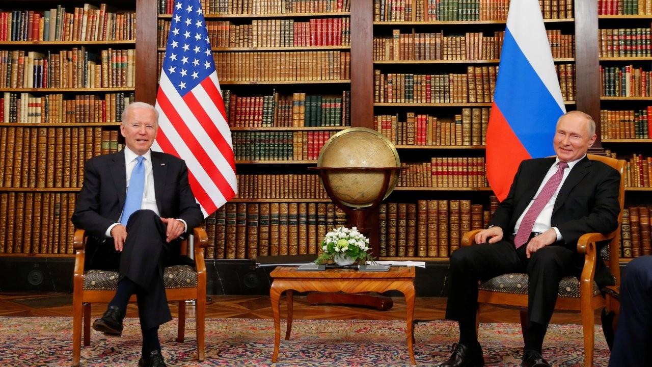 Putin'den Biden yorumu: Onunla çok dikkatli çalışmak gerek
