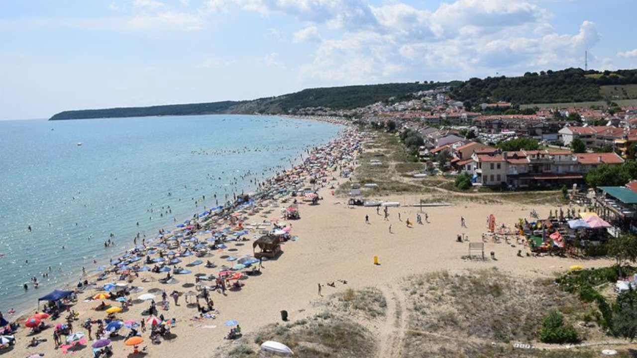 Saros'un kumsalları kiralanıyor