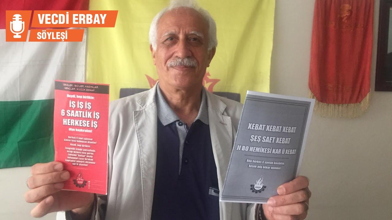 KKP Genel Başkanı Sinan Çiftyürek: Kapitalizme taş atma zamanı