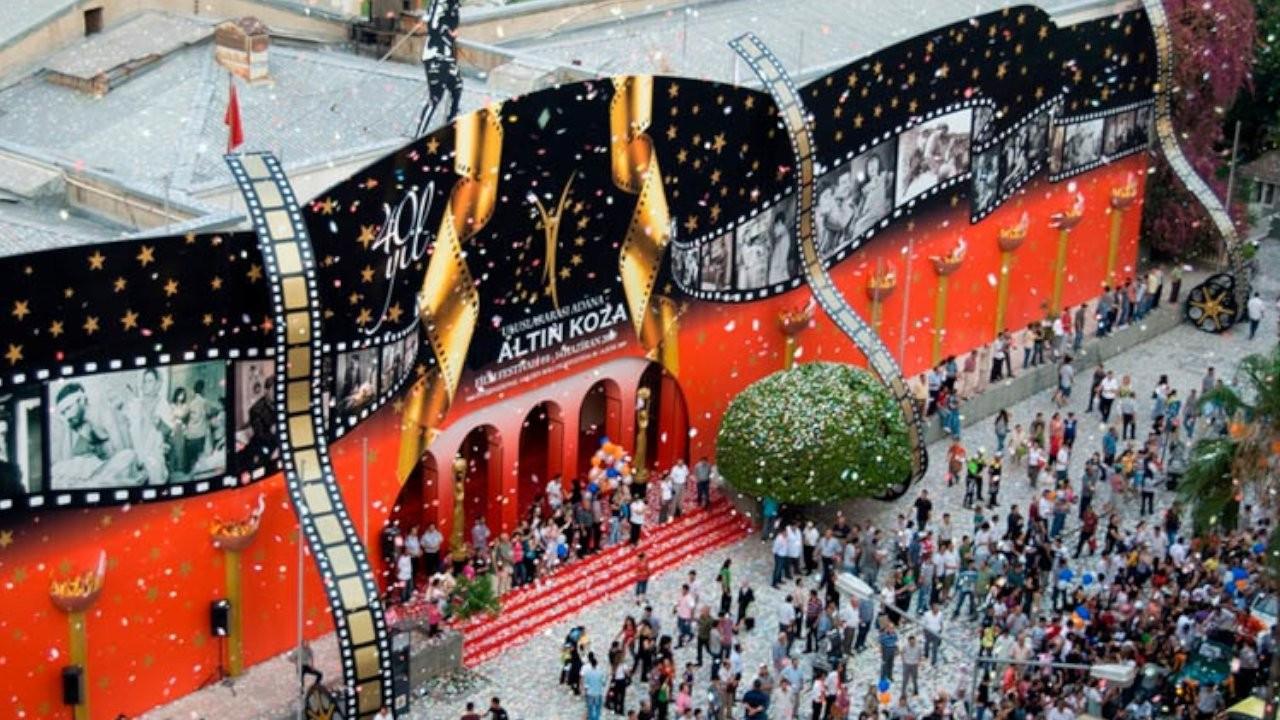 Altın Koza Ulusal Yarışma'da 45 film gösterilecek