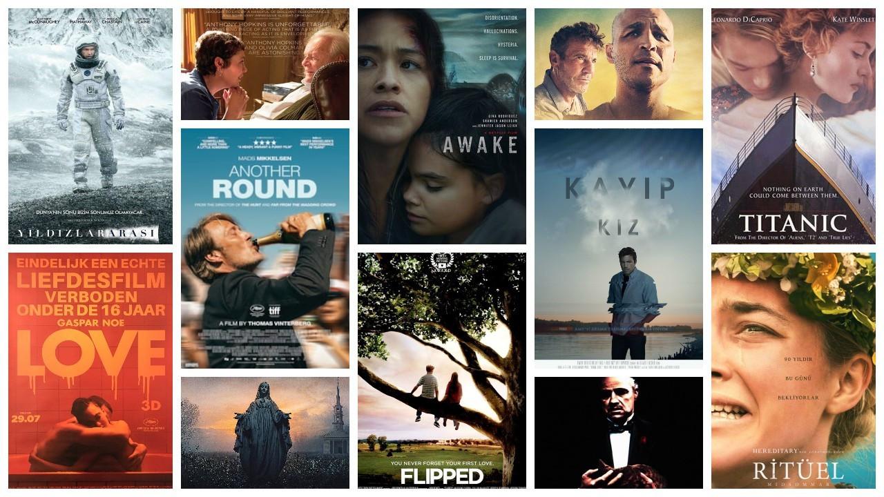 IMDb'ye göre en popüler 50 dram filmi