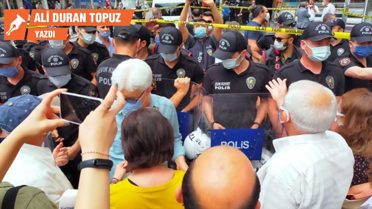 Cinayet cephesi ve demokrasi cephesinin 'seçim'i