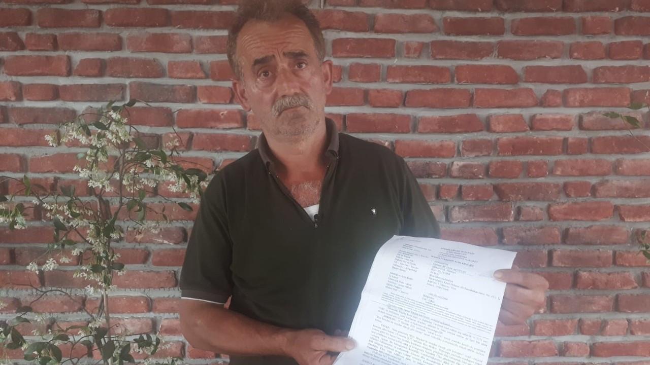 Erdoğan'ın köylüsü ekonomiyi eleştirince gözaltına alındı