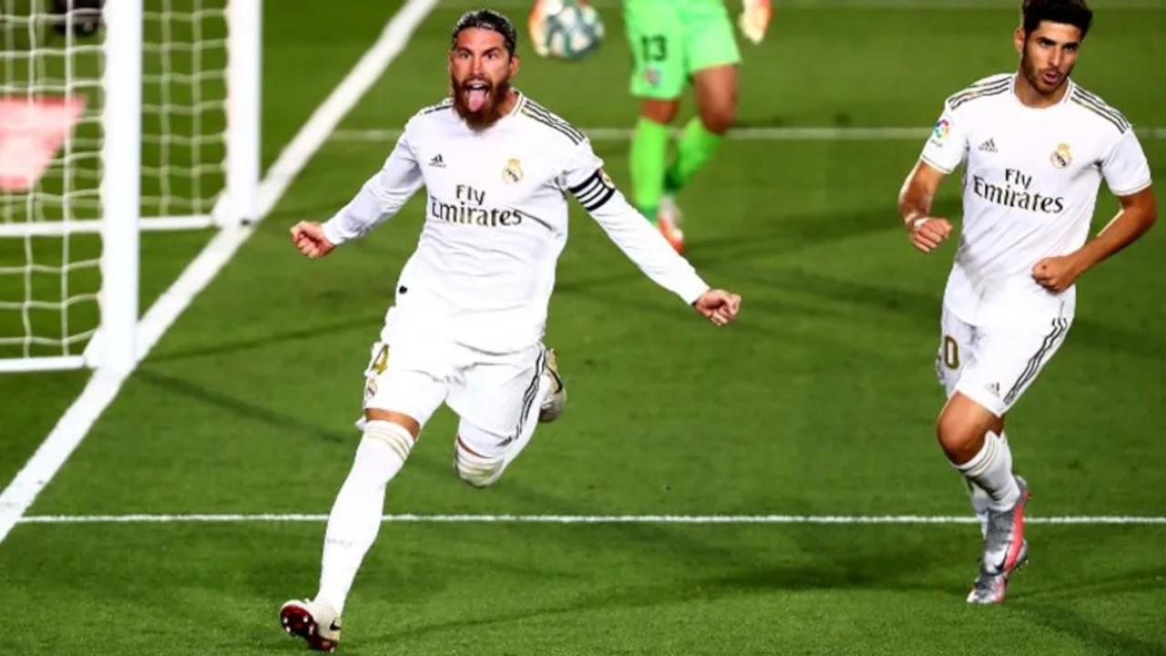 SergioRamos 16 yıl sonra Real Madrid'den ayırdı