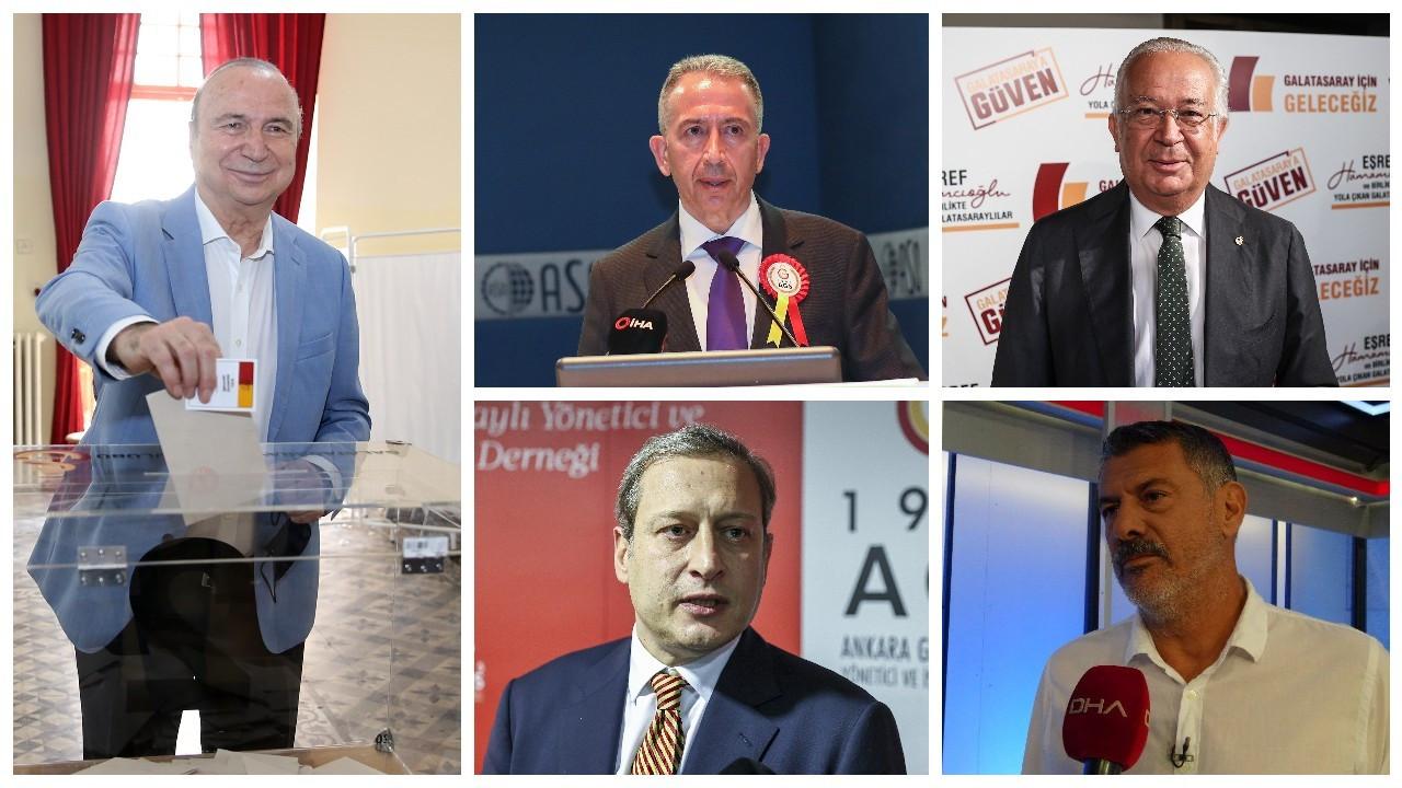 Galatasaray yeni başkanını seçiyor: Adaylar, listeler, seçim detayları