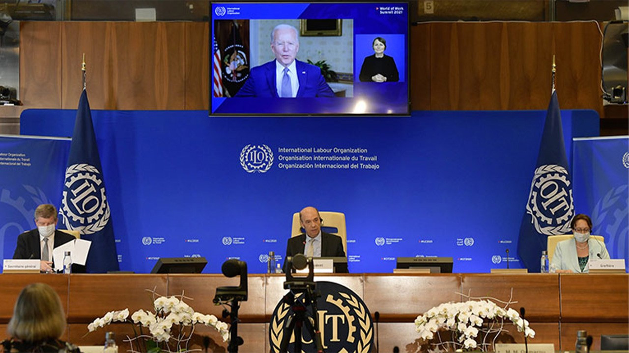 ILO Covid 19'un çalışma yaşamına etkisini tartışacak