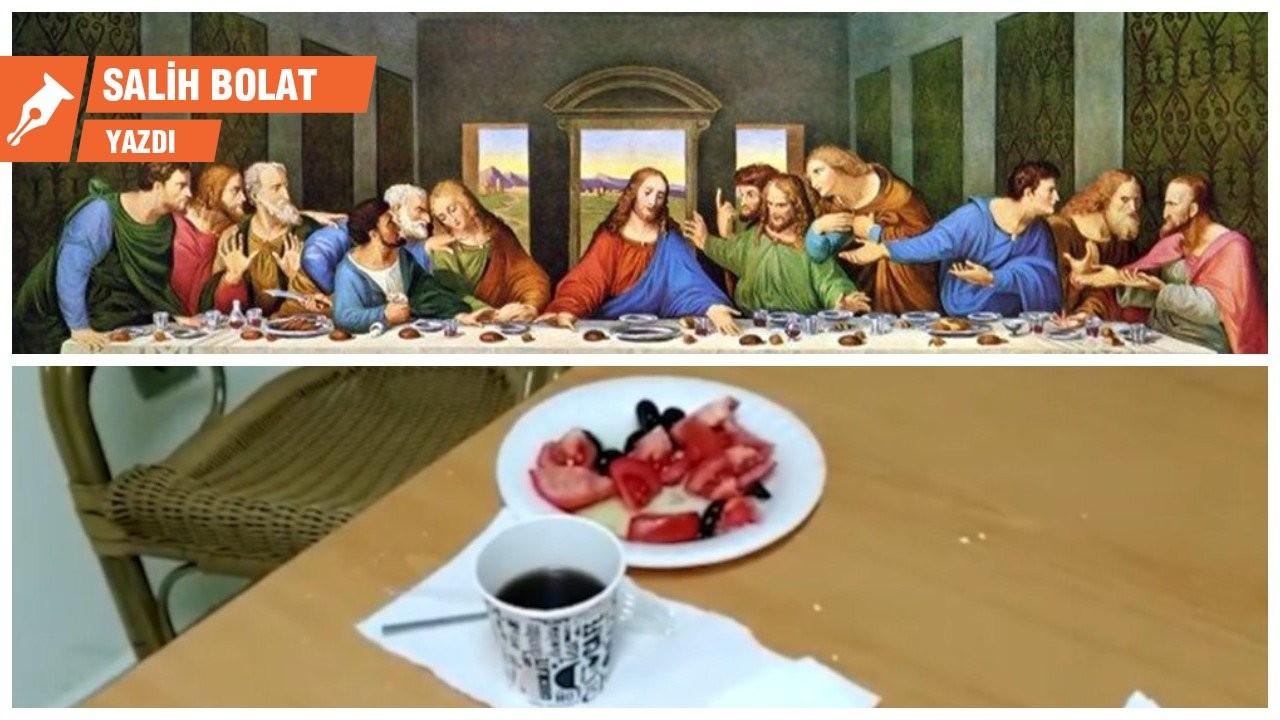 Son sabah kahvaltısı