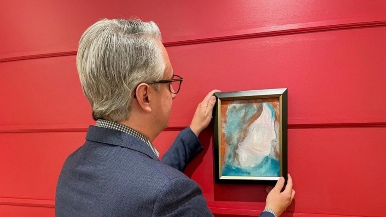 David Bowie tablosu 18 bin dolara satışta
