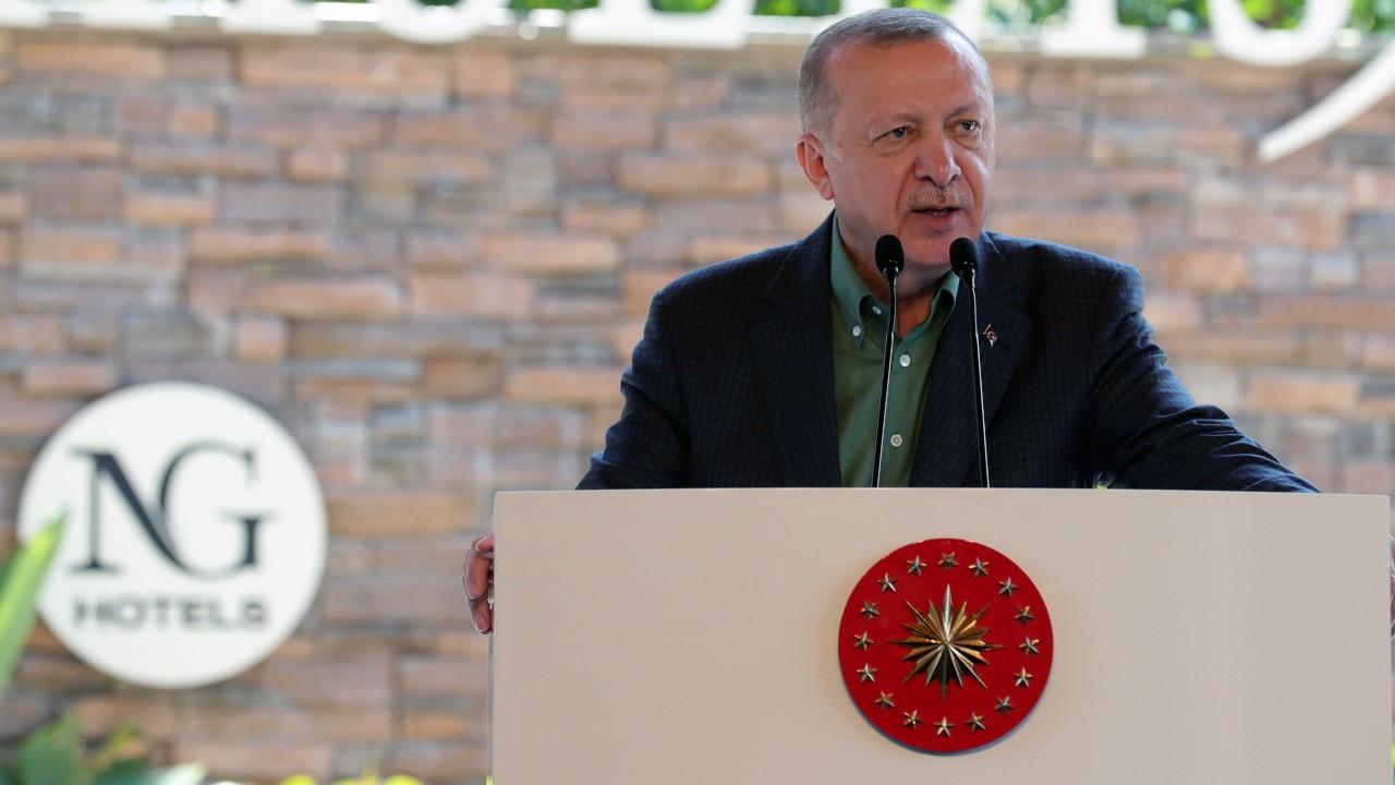 Erdoğan: Ulusa Sesleniş'te KDV müjdesini inşallah veririz