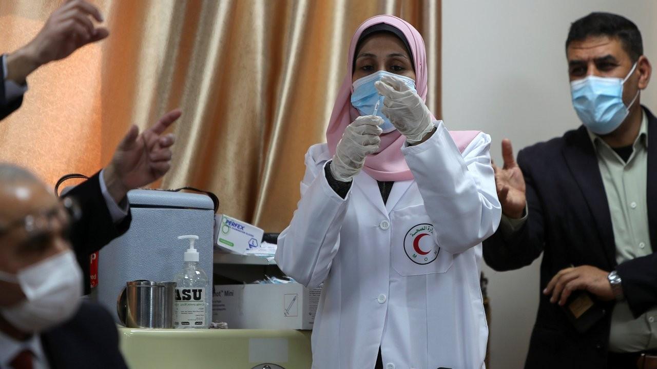 Filistin Yönetimi, İsrail ile aşı takası anlaşmasını iptal etti