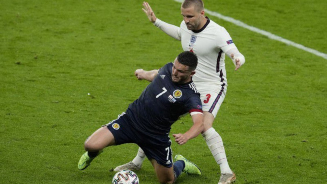 İngiltere'ye İskoçya engeli: 0-0