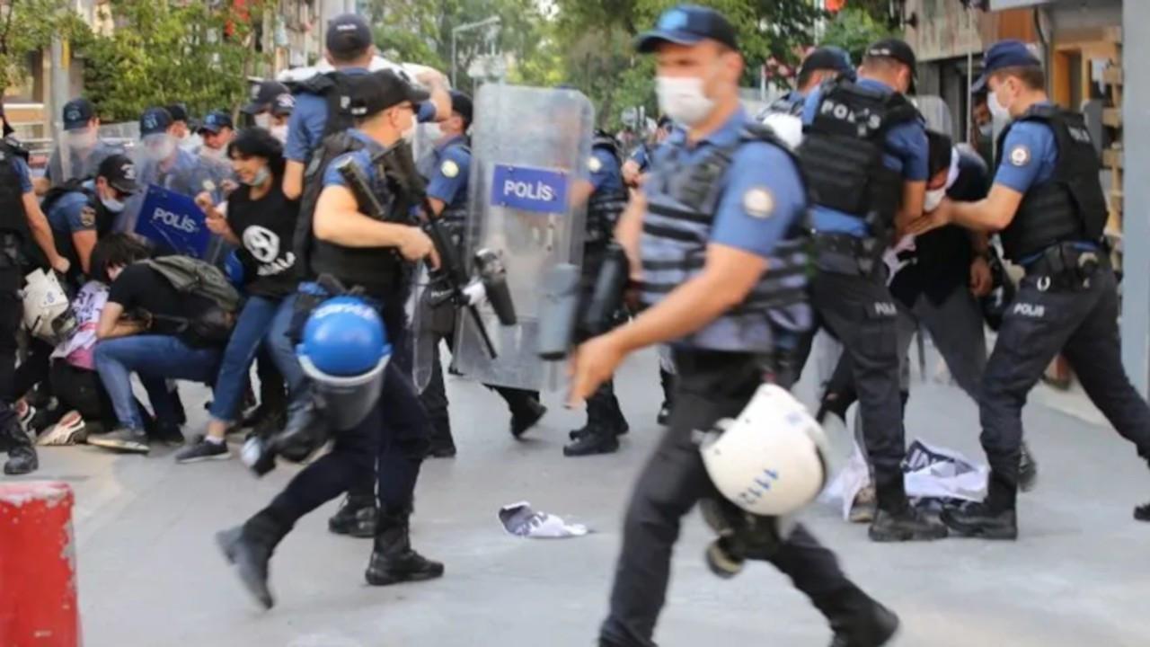 Hak ihlalleri raporu: 1 ayda 56 eyleme müdahale, 618 gözaltı