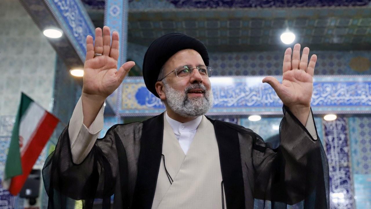 İran'da İbrahim Reisi cumhurbaşkanlığı seçimlerini kazandı