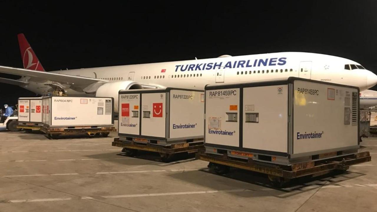 5 milyon doz Sinovac aşısı Türkiye'de