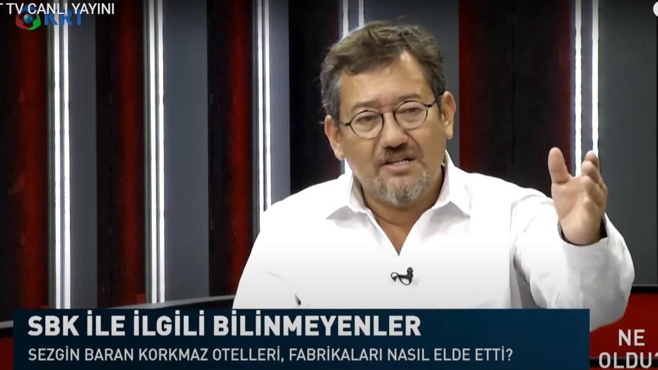 Gazeteci Akinan: İnanamayacağınız isimler Suriye'nin yağmalanmasında
