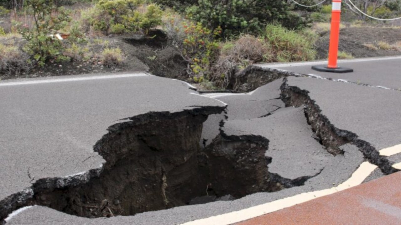 'Kartal'daki deprem ne artçı ne öncü'