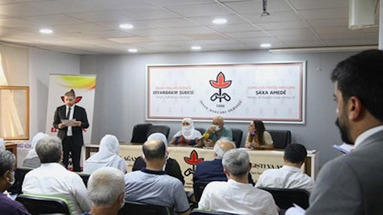 İHD Diyarbakır genel kurulunu yaptı