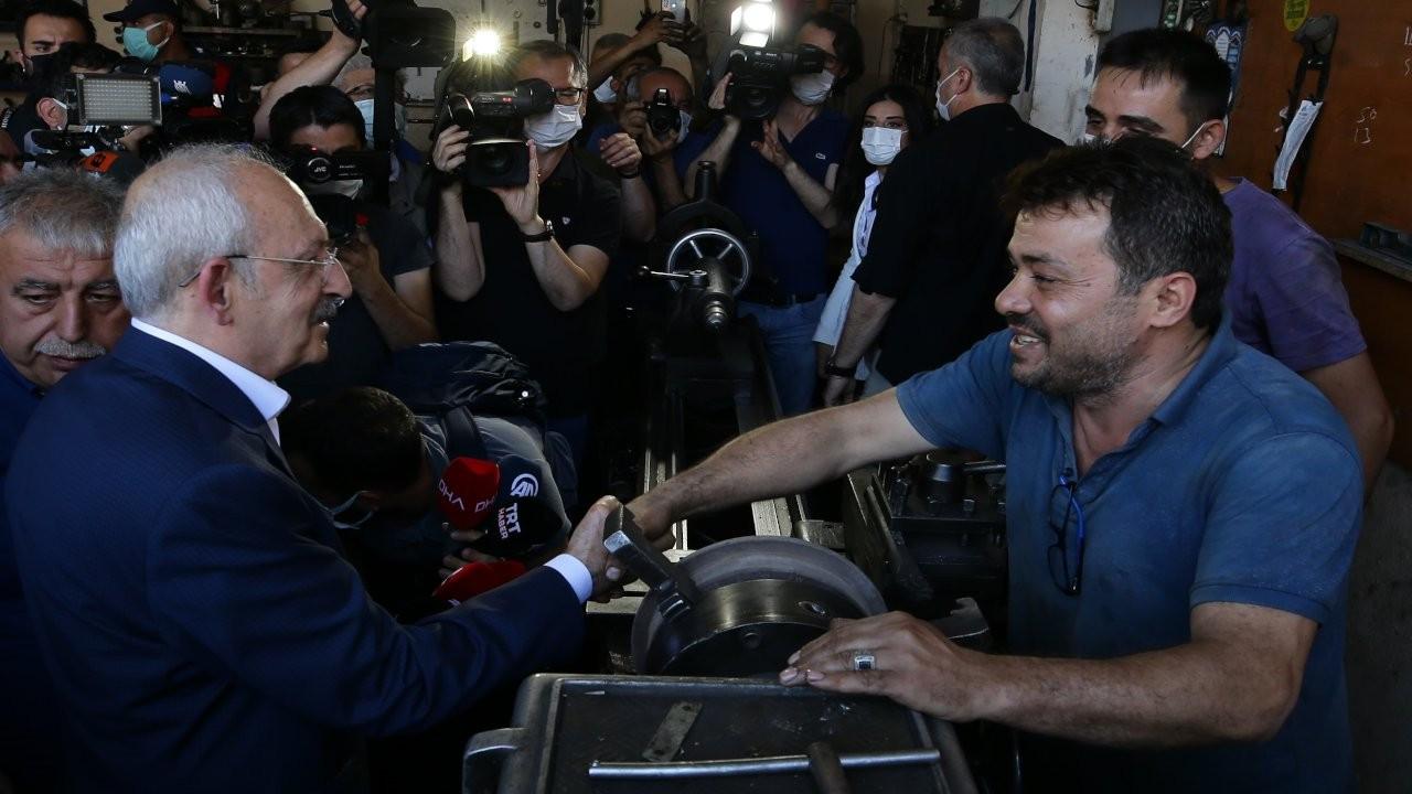 Kılıçdaroğlu: Korkmaz'ın ardında ciddi bir siyasi güç var