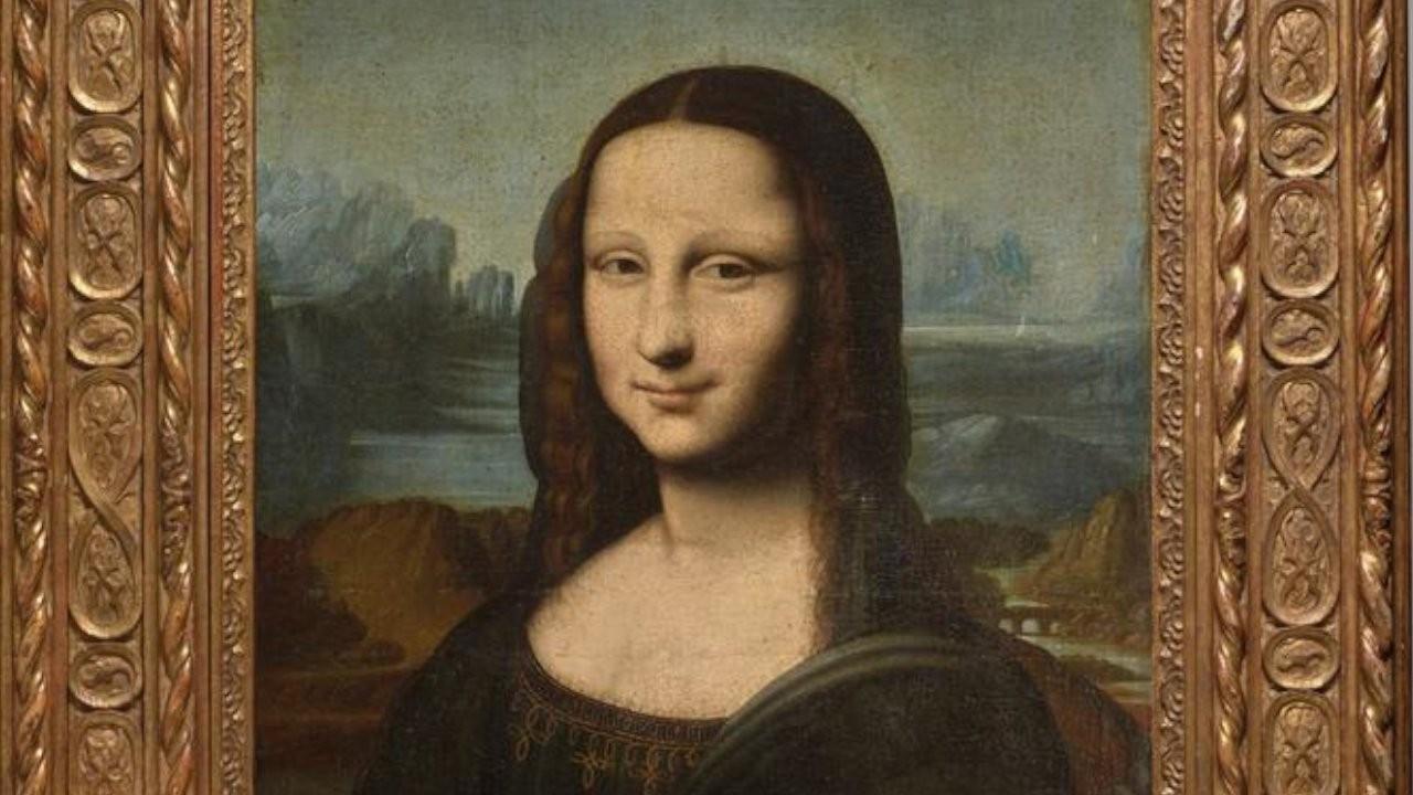 Mona Lisa tablosunun replikası 2 milyon 900 bin euroya satıldı