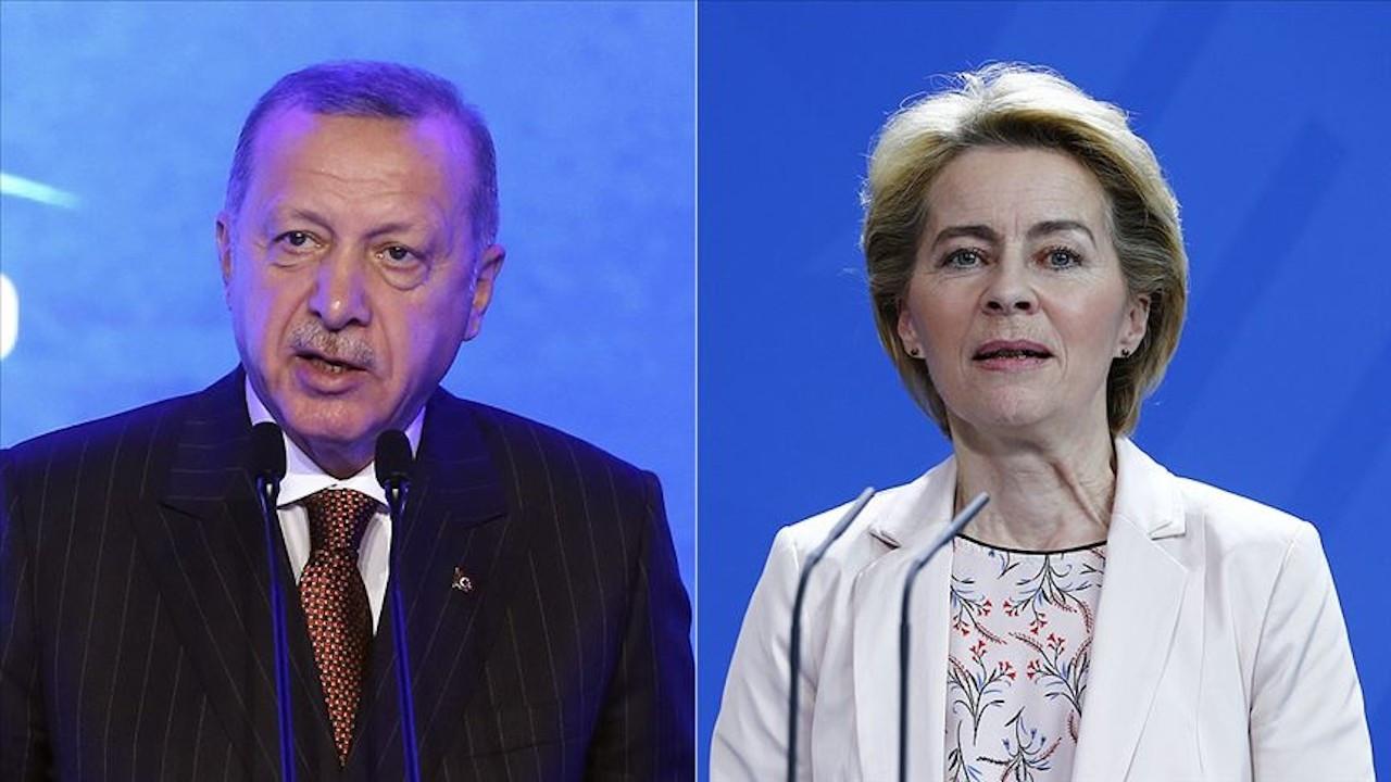 Erdoğan: Somut adımlar bekliyoruz