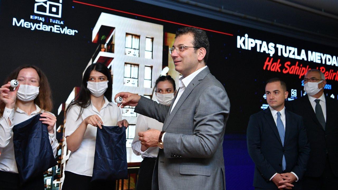 İmamoğlu: İstanbul seçmeninin en az yüzde 60'ı bize oy verecek