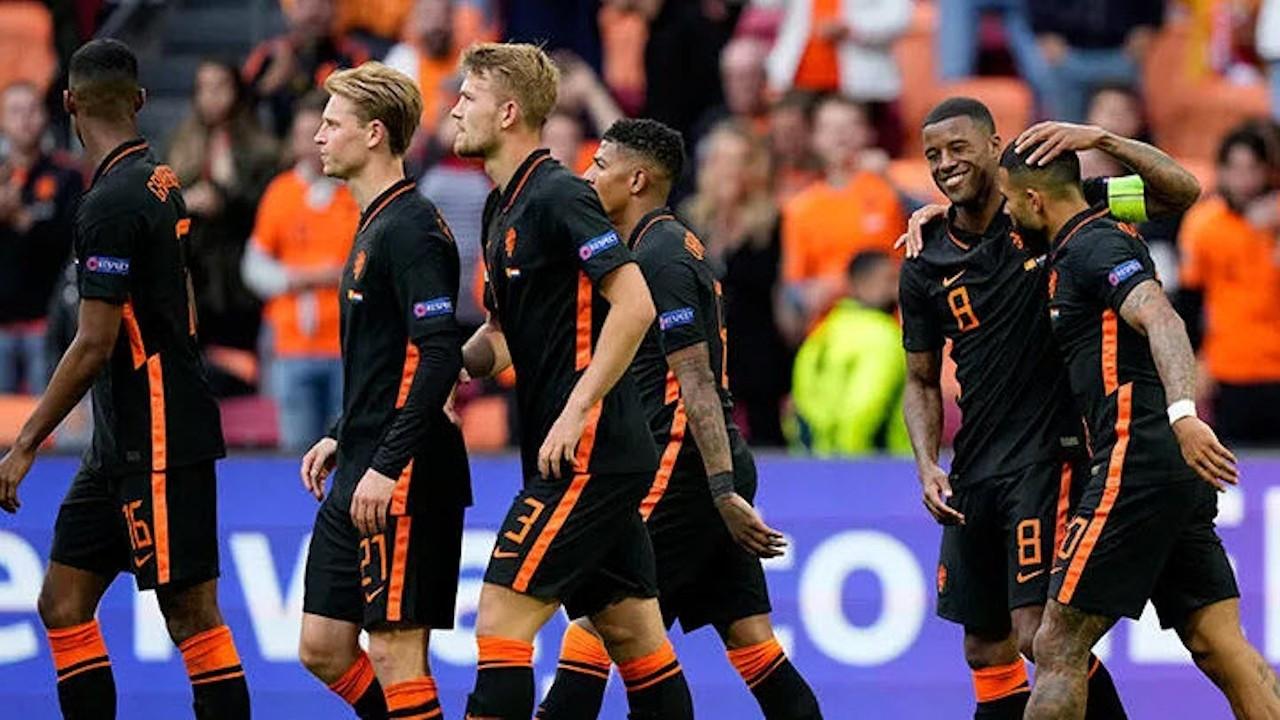 Hollanda ve Avusturya, bir üst tura yükseldi