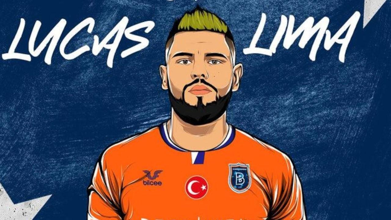 Başakşehir Lucas Lima transferini açıkladı
