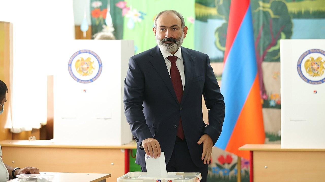 Ermenistan'da Nikol Paşinyan yeniden başbakan