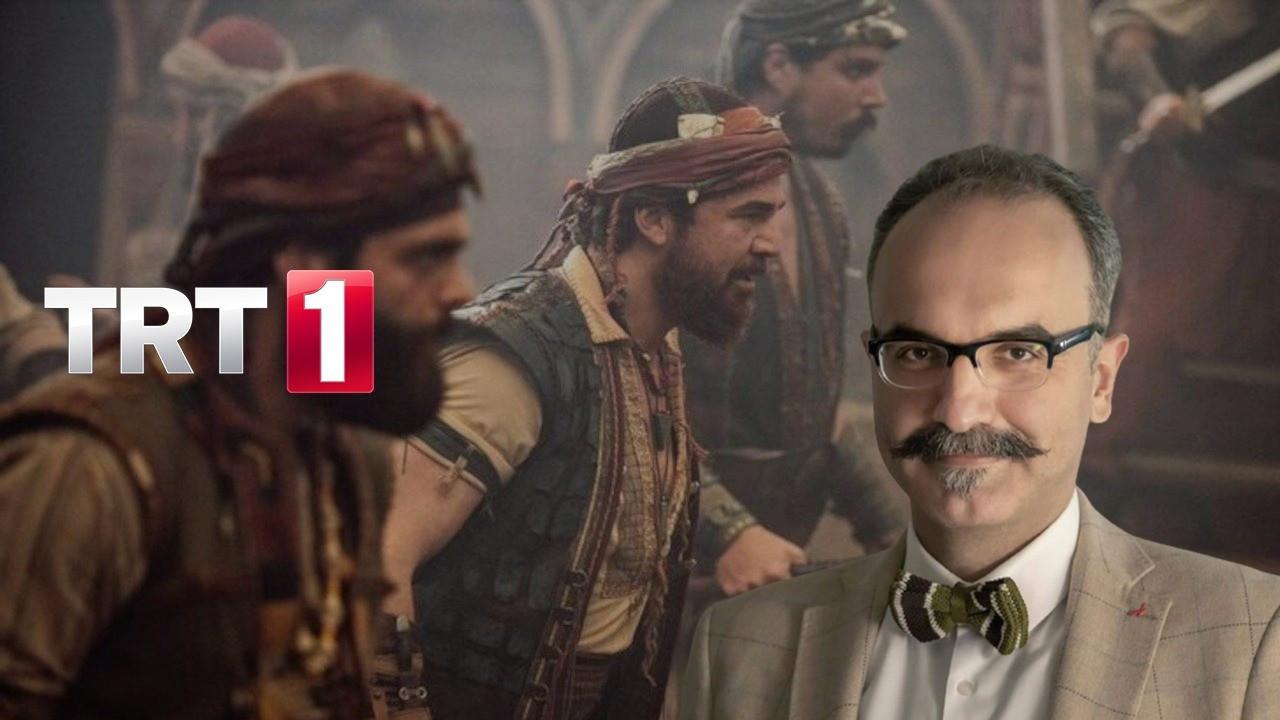 TRT, Barbaroslar'ı yayınladı, Emrah Safa Gürkan hataları yazdı: Youtube'da anlattık