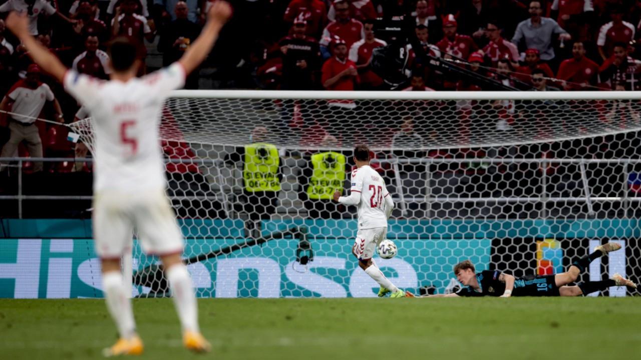 Euro 2020'de Danimarka mucizesi