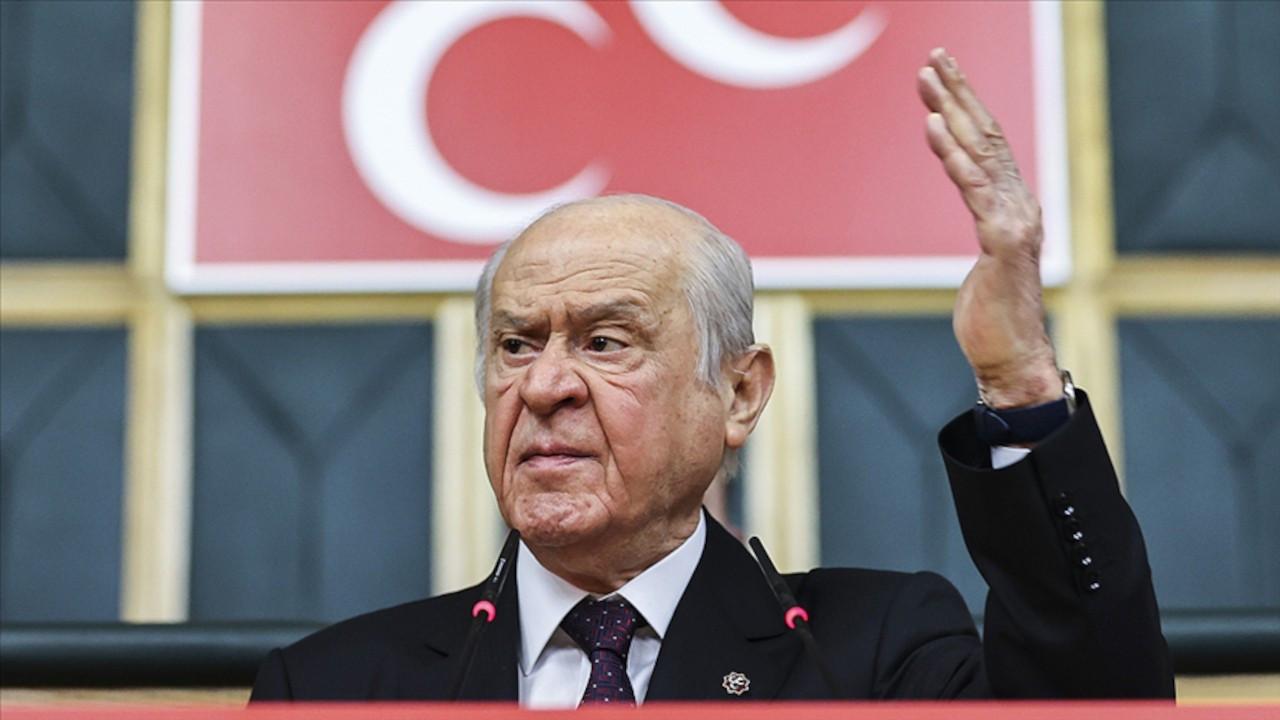 Bahçeli, öldürülen Deniz Poyraz'ı suçladı: Milis işbirlikçi