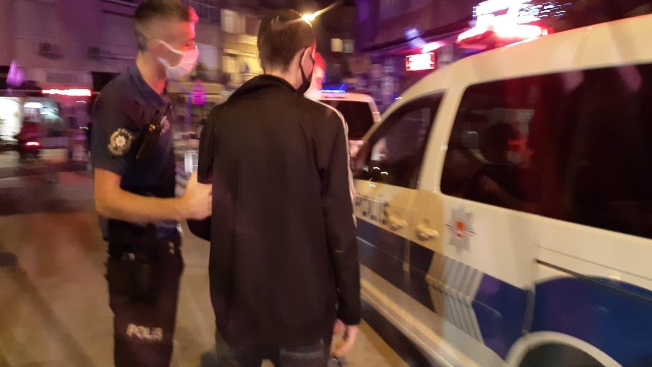 Müzik yasağını protesto ederken gözaltına alınan Ağaçkakan serbest