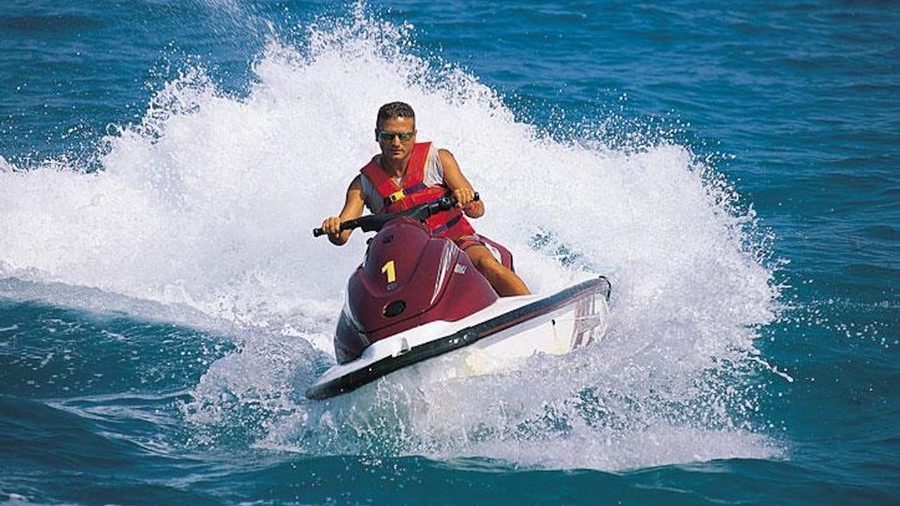 Antalya'da jet-ski kazası: Ukraynalı turist öldü
