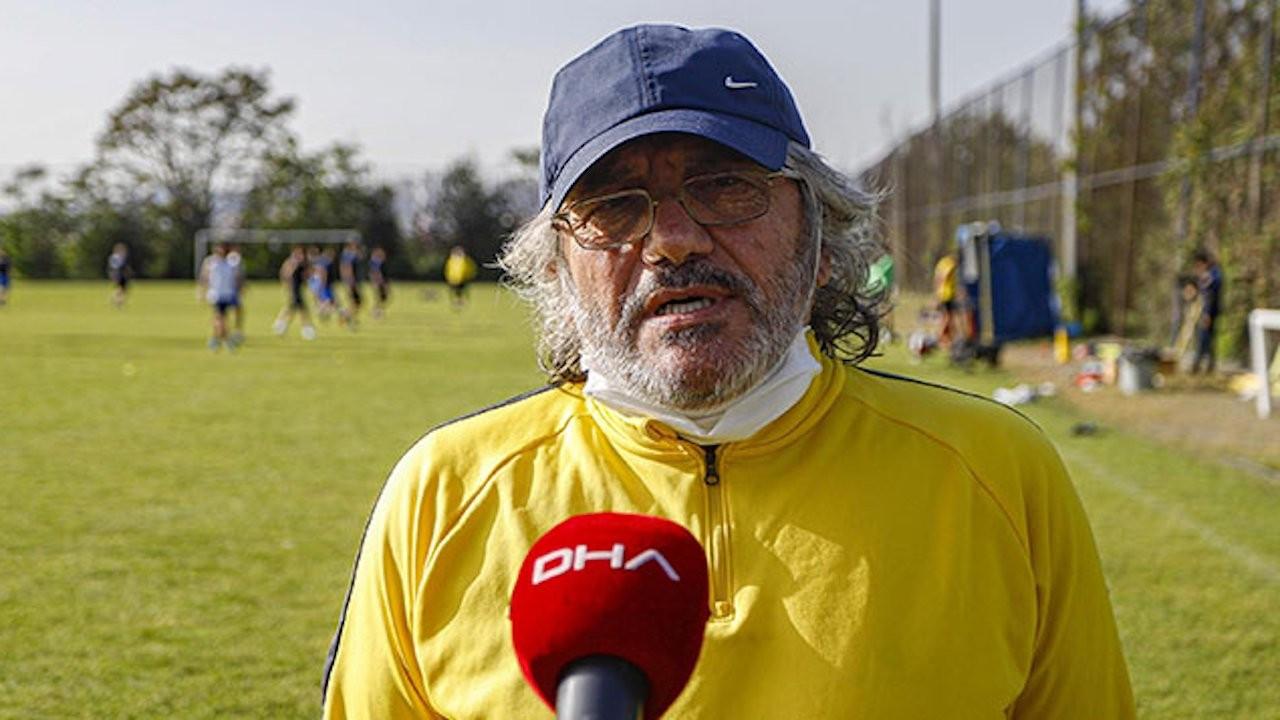 Teknik direktör Mustafa Reşit Akçay entübe edildi
