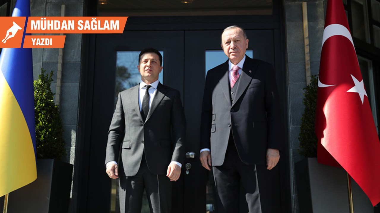 Ukrayna ile Rusya arasında sıkışan Türkiye