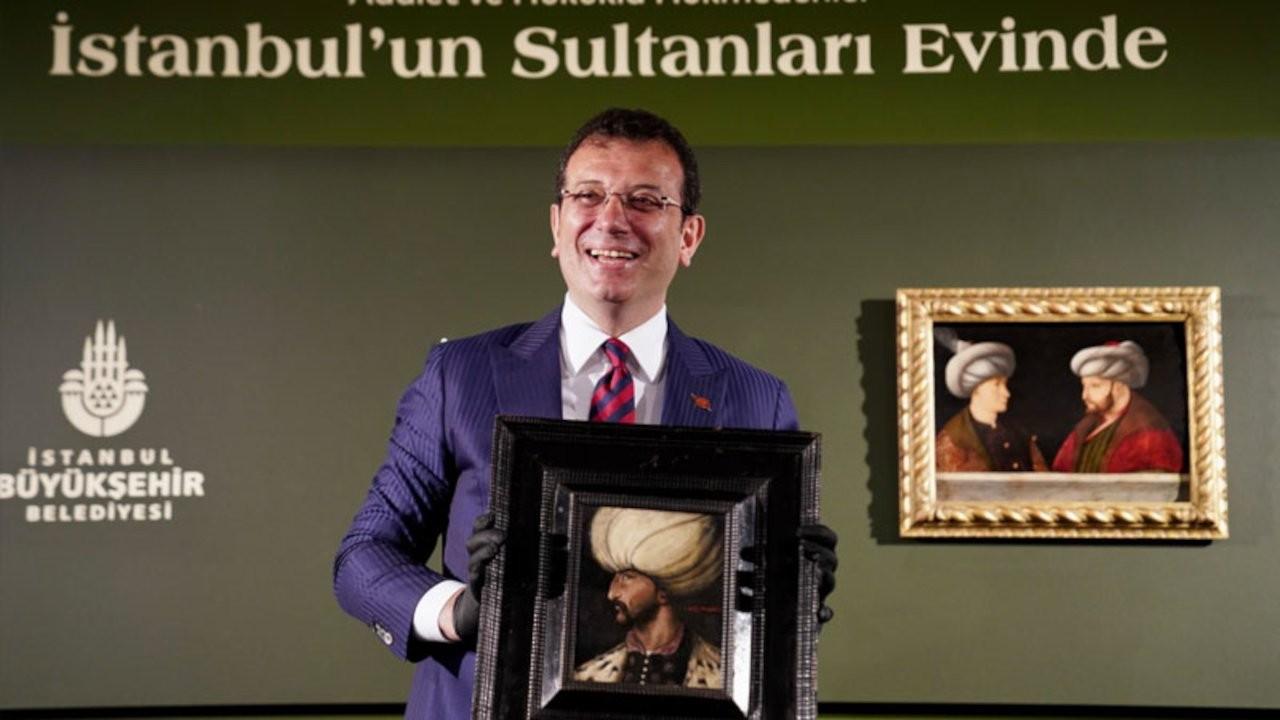 Kanuni Sultan Süleyman Portresi İstanbul'da: En doğru adres İBB'dir