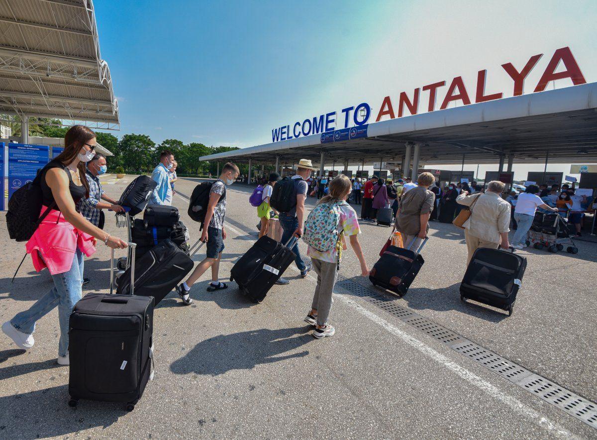 Rusya Antalya'ya akıyor: Terminal büyütülecek - Sayfa 2