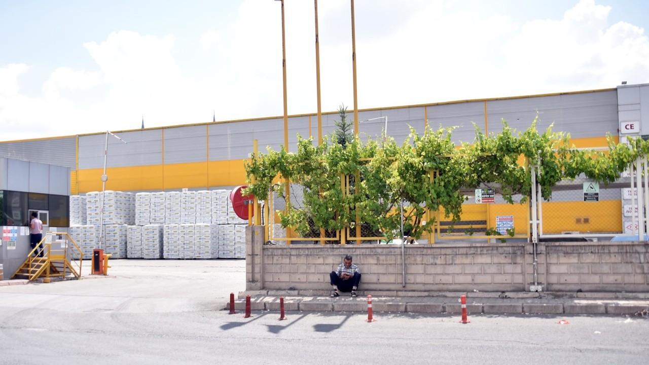 Fabrikada gaz sızıntısı: 1 ölü, 9 yaralı